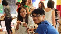 Hoạt động chào mừng tân sinh viên sẽ giúp bạn làm quen với bạn bè và môi trường mới khi du học Bỉ