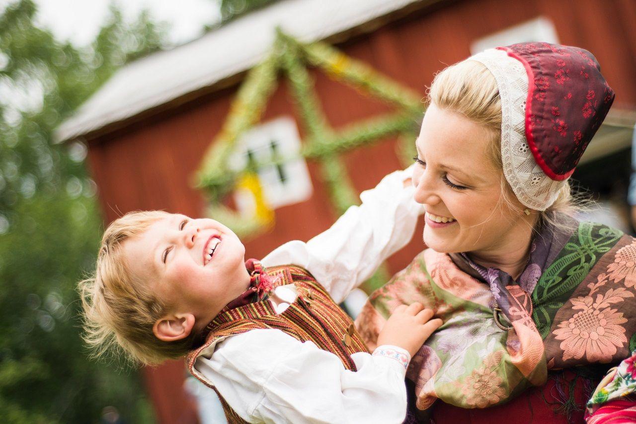 Thụy Điển là một trong những quốc gia có môi trường tốt nhất để nuôi dạy trẻ em