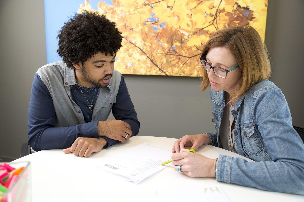Bạn có cố vấn học tập để định hướng học tập và giải quyết các vấn đề về học thuật