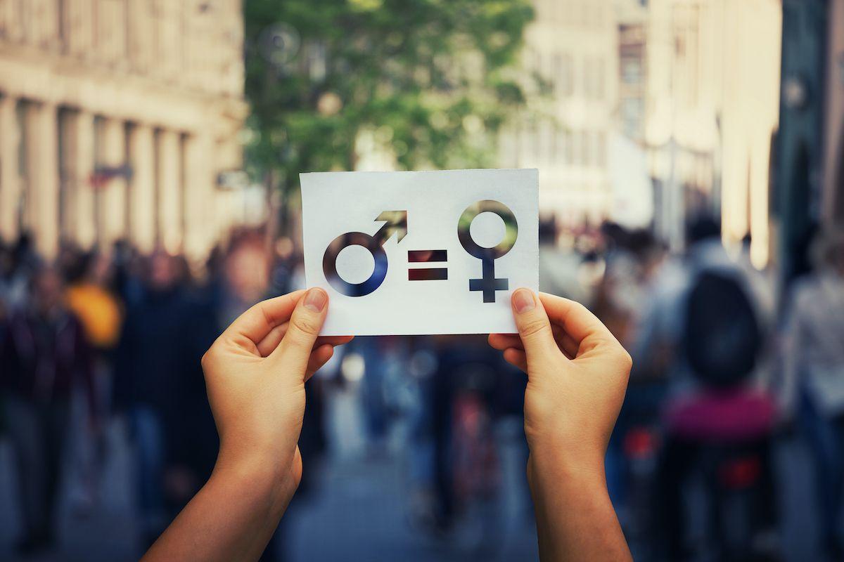 Bình đẳng giới vẫn là điều được phụ nữ khao khát và tranh đấu vì nó.