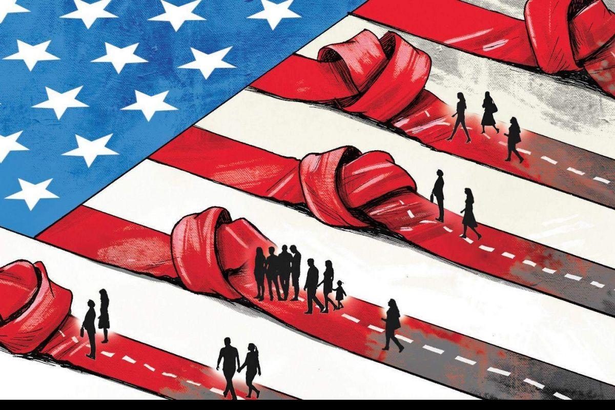 Mỹ ngừng cấp thị thực cho lao động người nước ngoài