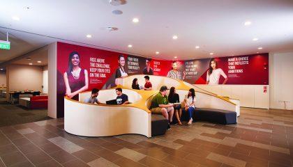 Hỗ trợ học phí tại PSB Singapore