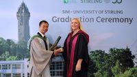 Du học Singapore chương trình ĐH Stirling tại SIM