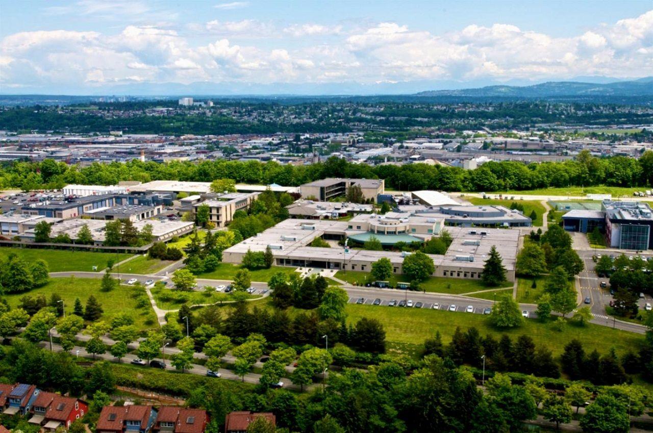 Toàn cảnh Cao đẳng cộng đồng South Seattle