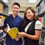 Học bổng James Cook Singapore 100%