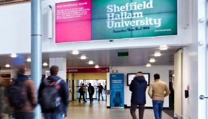 Du học Anh tại Đại học Sheffield Hallam
