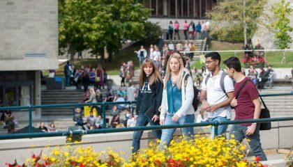Đại học East Anglia 2021