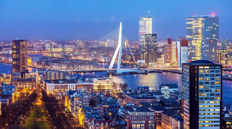 Thành phố Rotterdam mang đến nhiều cơ hội nghề nghiệp