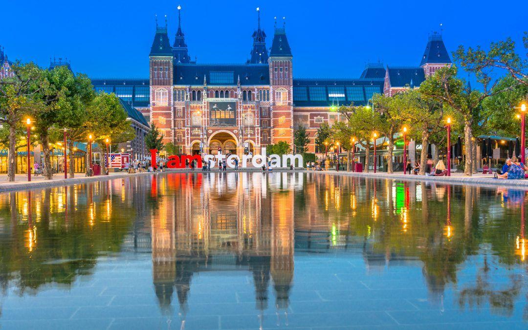 Hà Lan nằm ở trung tâm của một trong những khu vực phát triển kinh tế nhất thế giới