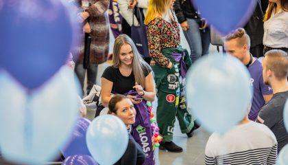 Sinh viên Đại học KHUD LAB tham gia nhiều sự kiện thú vị ngoài giờ học