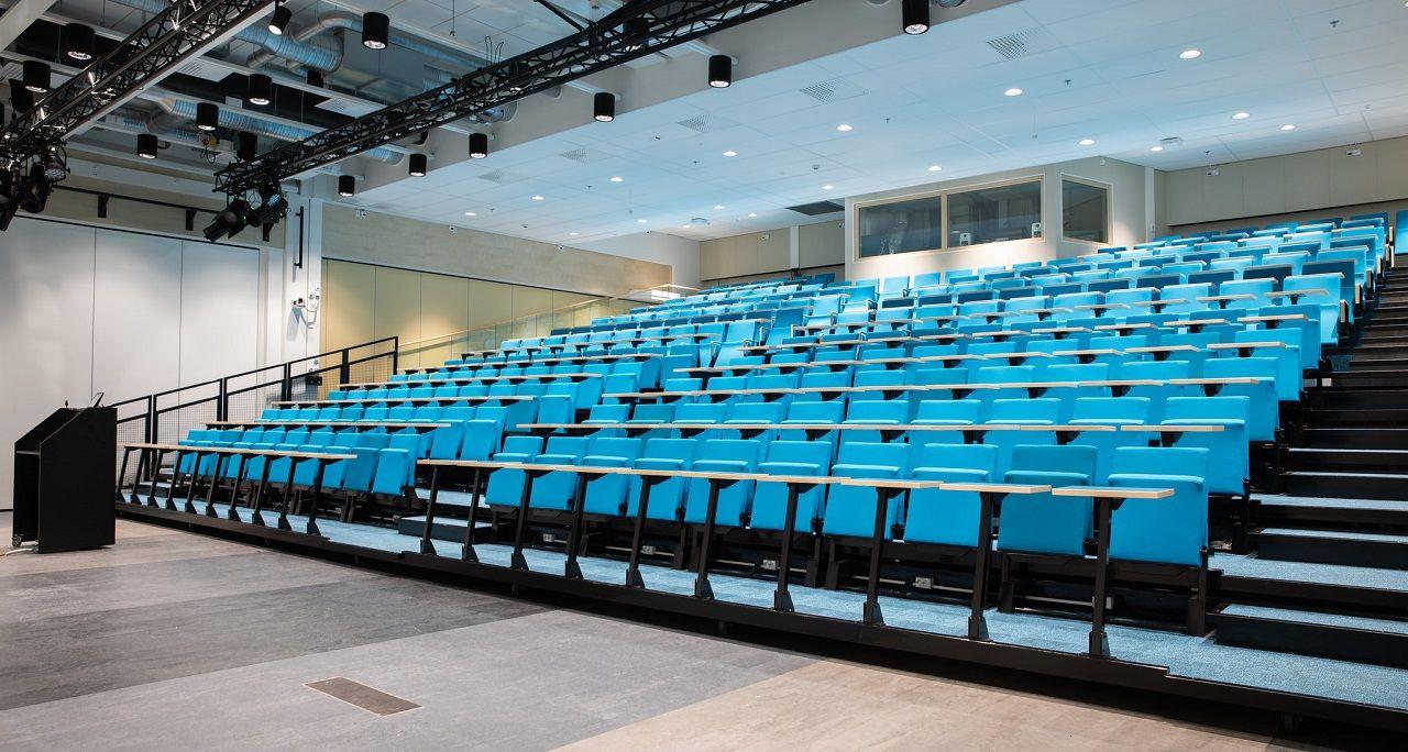 Thính phòng dành cho các sự kiện, hội thảo đông người tham dự