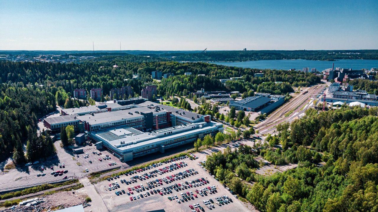 Đại học KHUD LAB - khu học xá tại Lahti