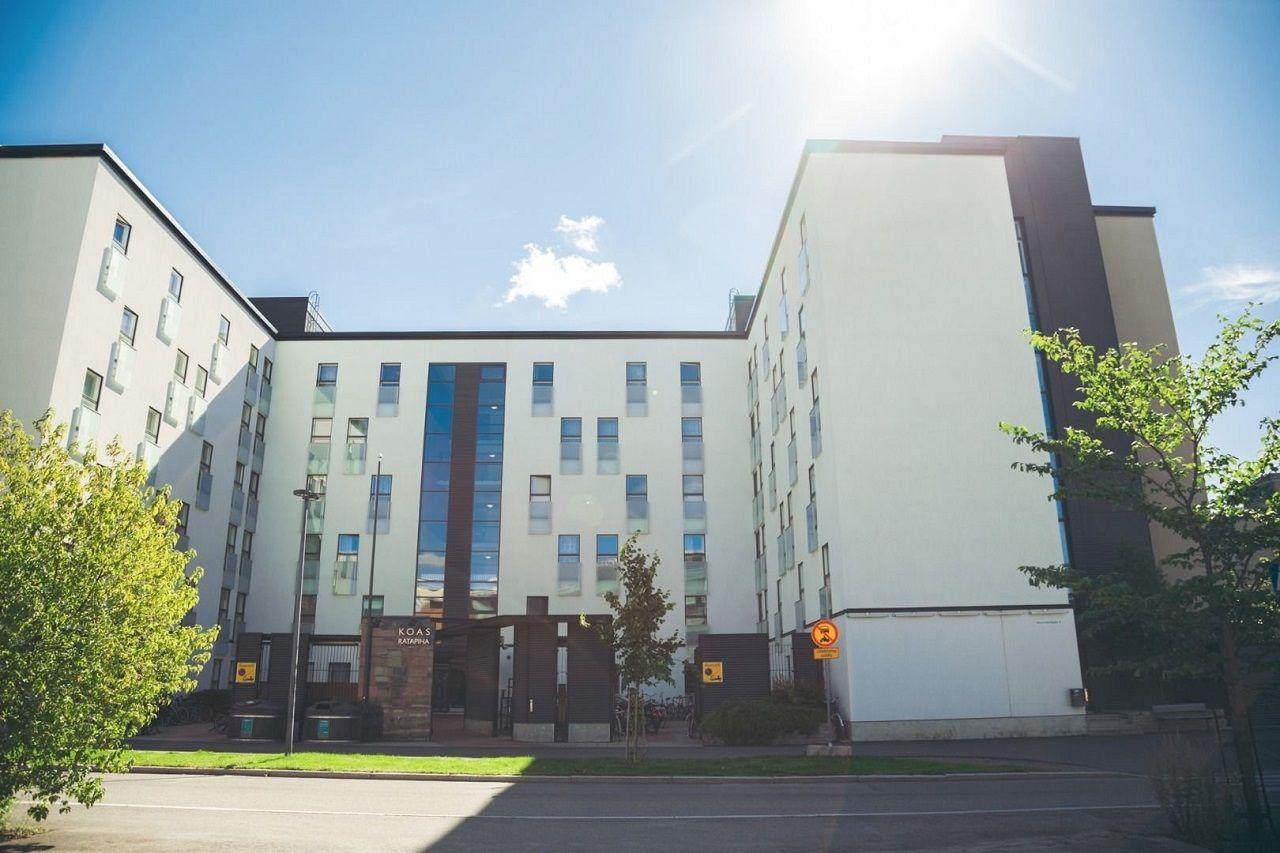 Nhà ở sinh viên là lựa chọn tiết kiệm nhất về chỗ ở khi du học Phần Lan