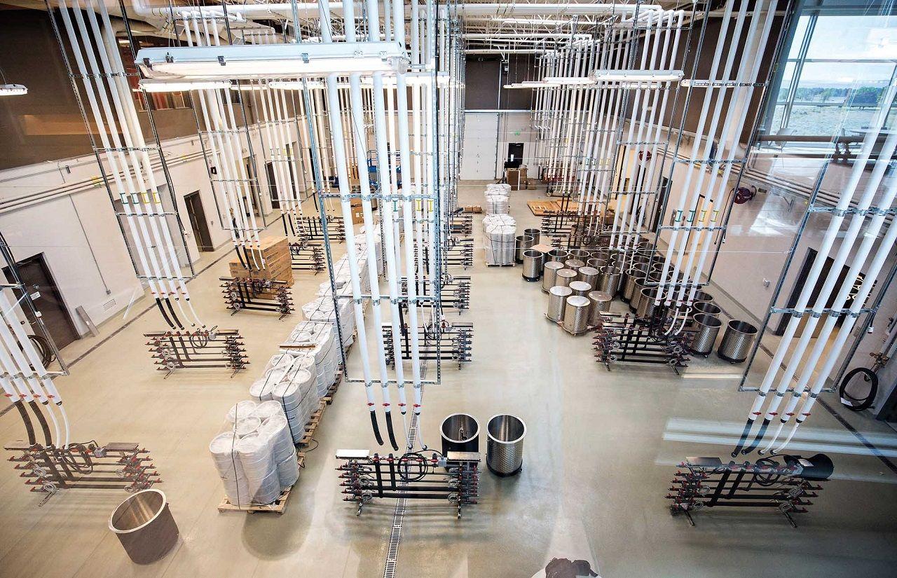 Trung tâm học, nghiên cứu và chế biến rượu của Đại học Washington State