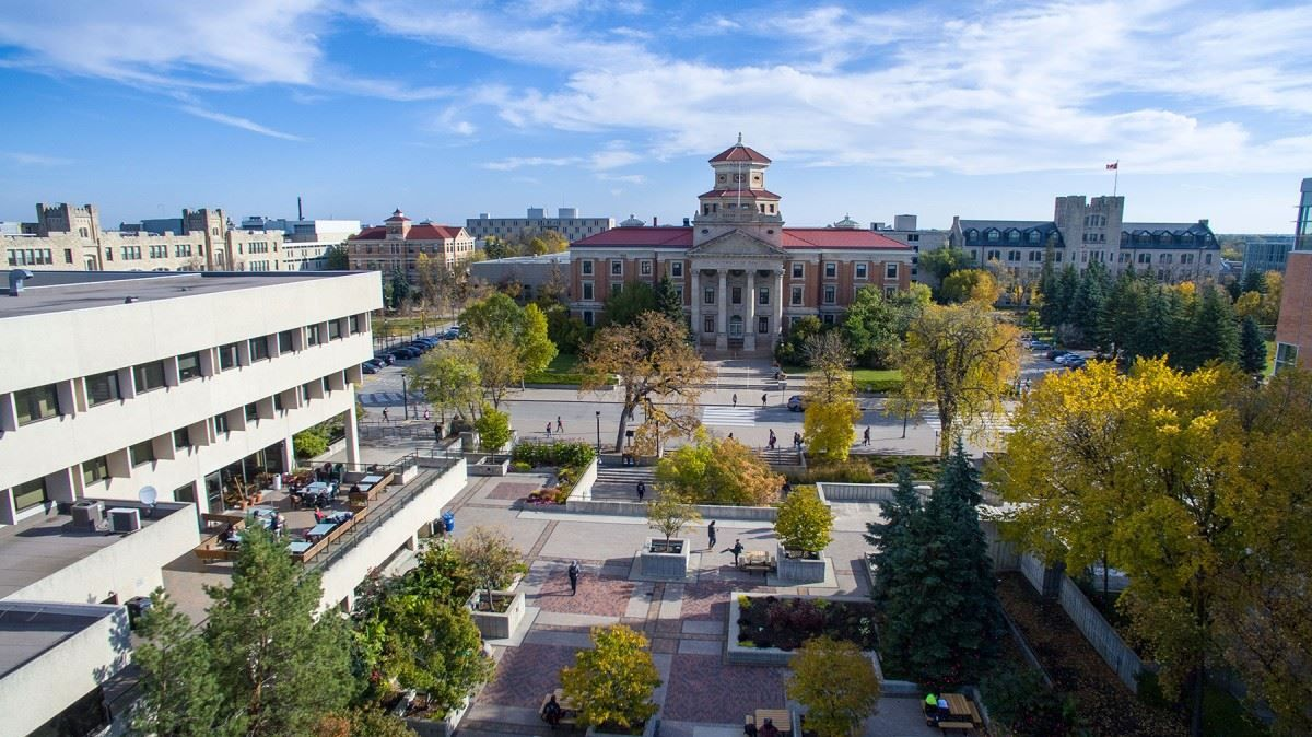 Khuôn viên Đại học Manitoba