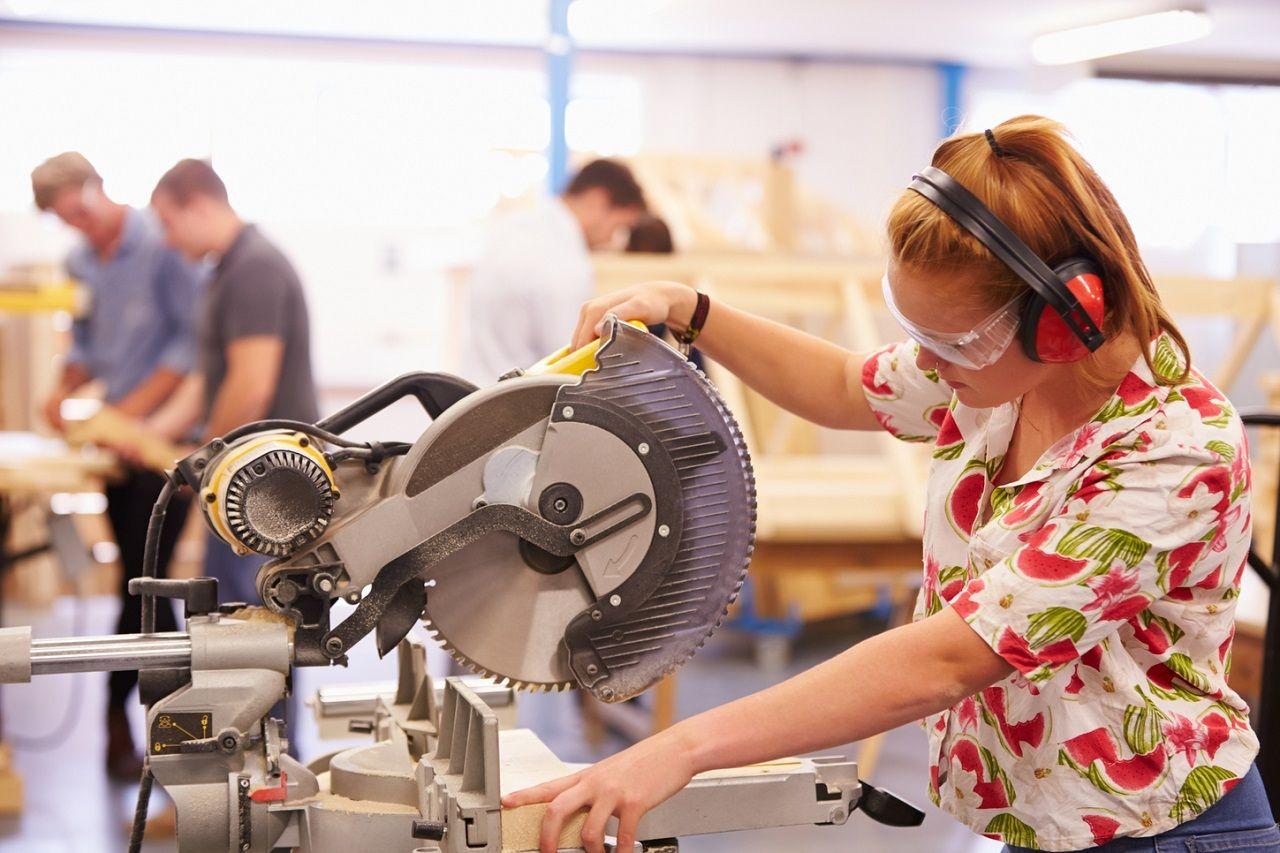 Học nghề là một hướng đi của học sinh Phần Lan sau khi hoàn tất chương trình giáo dục cơ bản