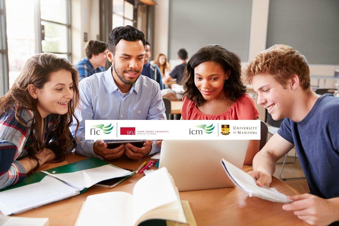 Học sinh dễ dàng tương tác với giảng viên và bạn bè quốc tế trong lớp học quy mô nhỏ