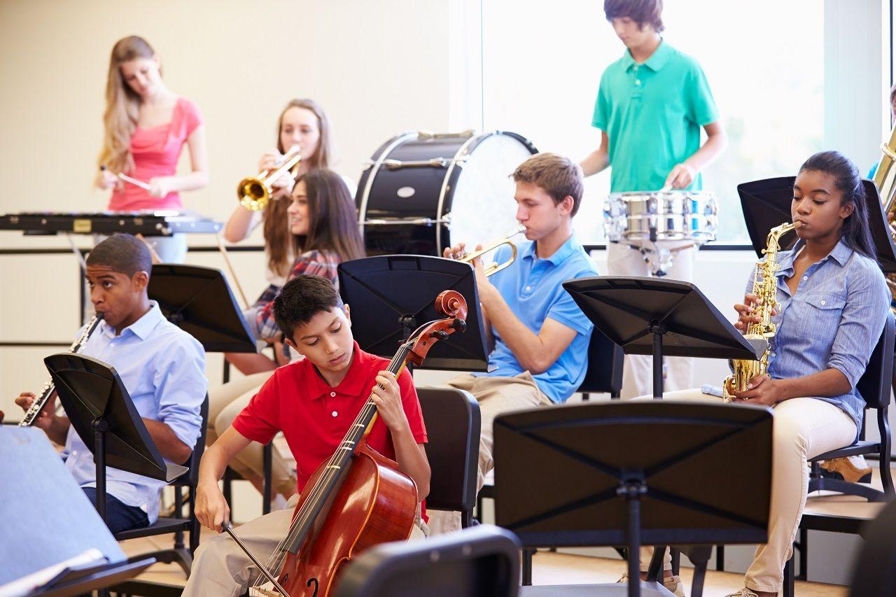 Học sinh có thể phát triển năng khiếu nghệ thuật trong chương trình trung học phổ thông
