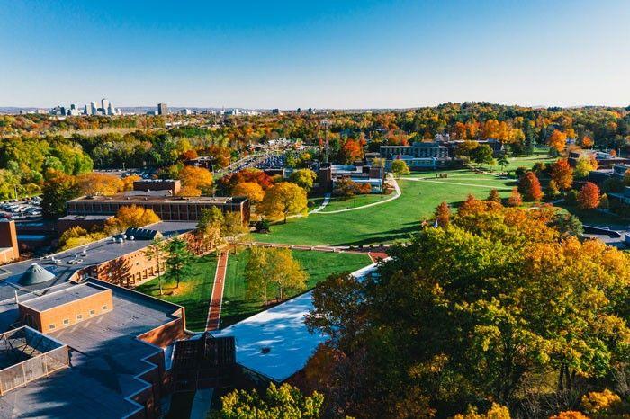 Khuôn viên Đại học Hartford