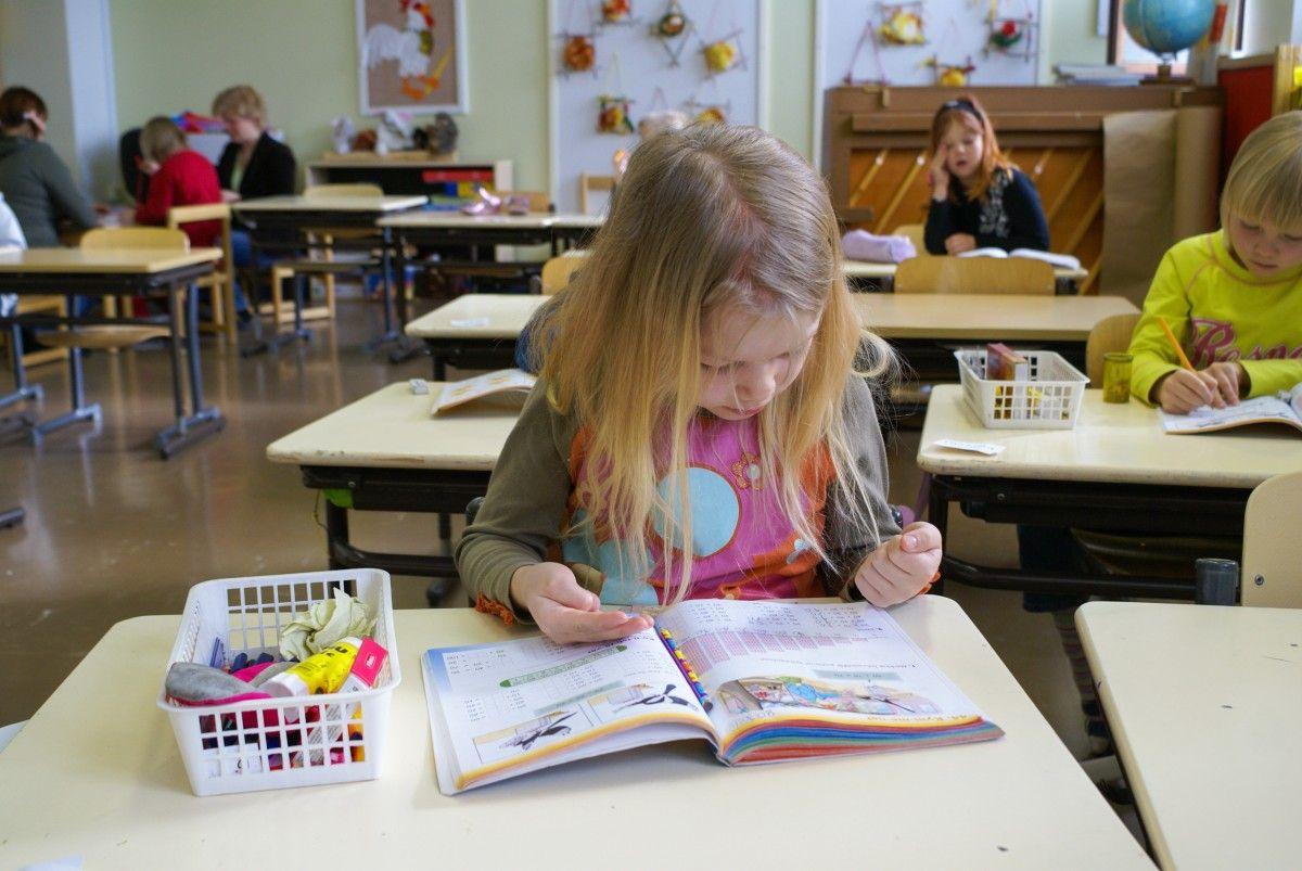 Trẻ em Phần Lan được dạy tính tự chủ và độc lập