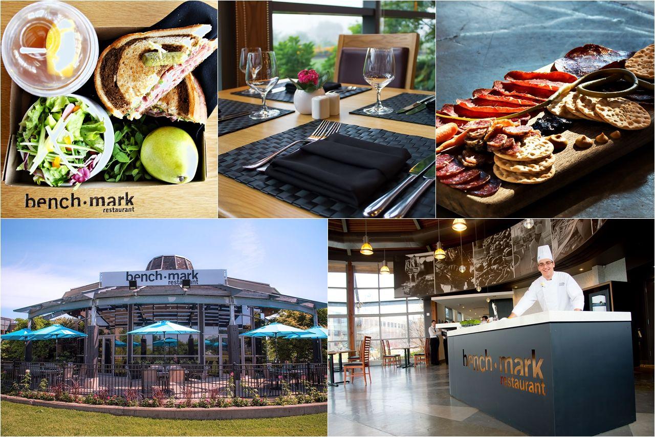 Nhà hàng Benchmark là nơi sinh viên ngành bếp thực hành kỹ năng nấu nướng và quản lý ẩm thực