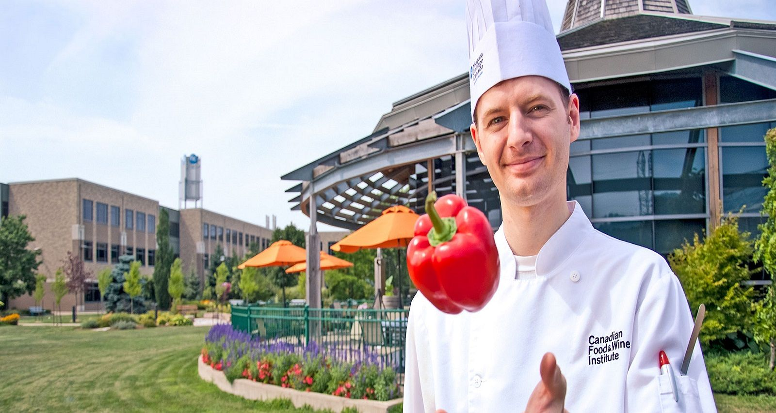 Thỏa niềm đam mê ẩm thực và khởi động sự nghiệp tại Cao đẳng Niagara
