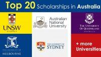 Học bổng du học Úc 2021