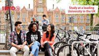 Học bổng chương trình chuyển tiếp đại học Anh