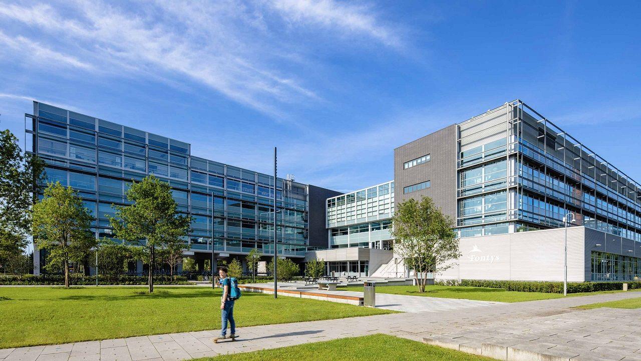 Đại học KHUD Fontys
