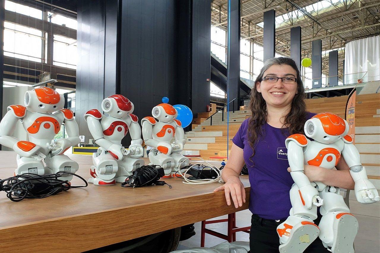 Đại học KHUD Fontys nằm trong khu vực phát triển công nghệ và đổi mới hàng đầu thế giới