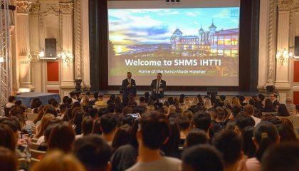 Học viện SHMS và IHTTI sáp nhập