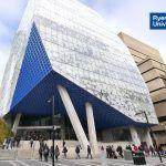 Đại học Ryerson tọa lạc ở khu vực trung tâm Toronto