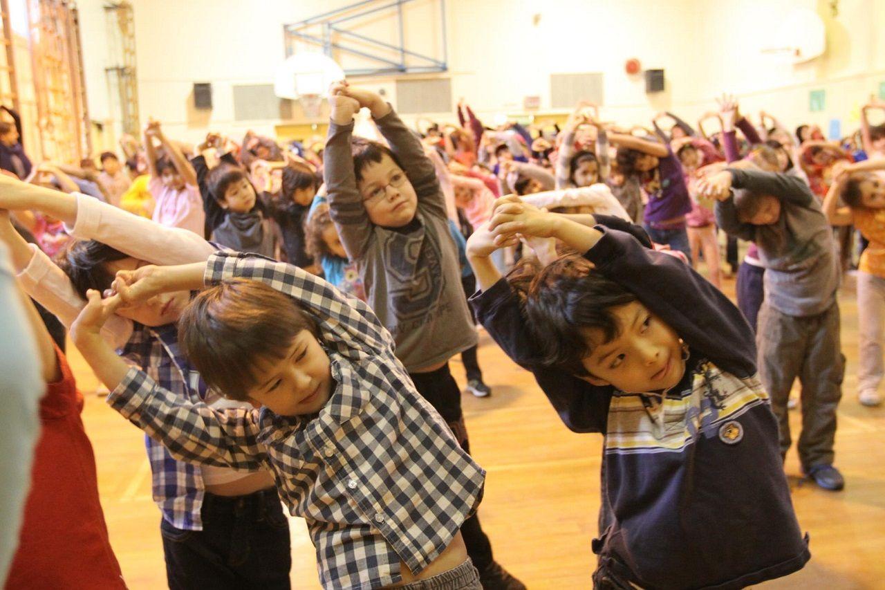 Học sinh trong Hệ thống Vancouver School Board được chú trọng phát triển thể chất