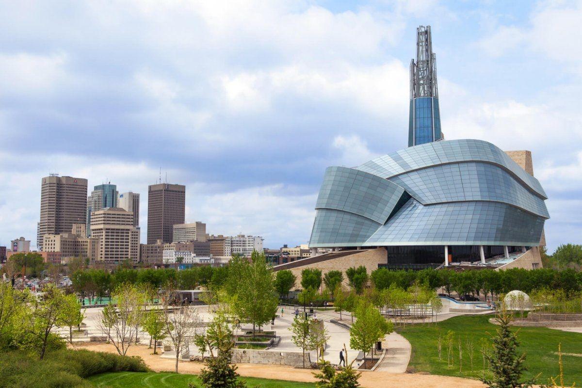 Một công trình biểu tượng của Winnipeg