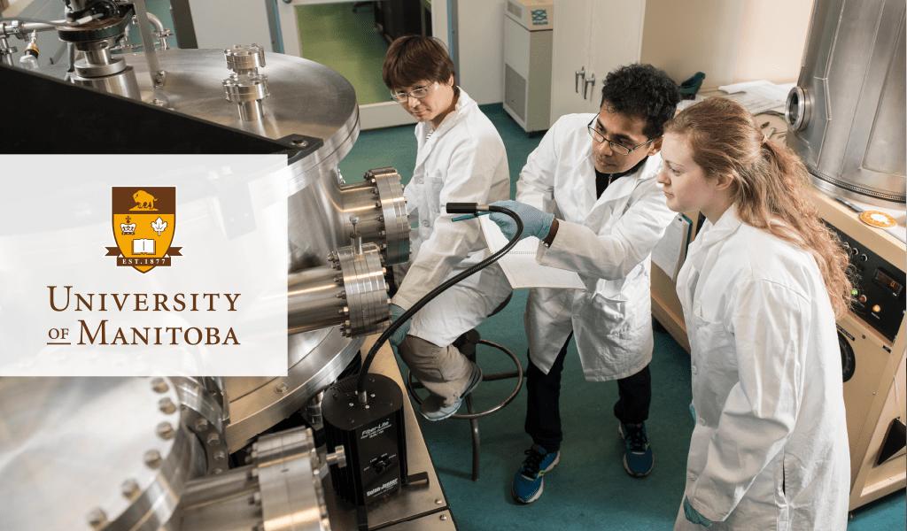 Hoạt động nghiên cứu tại Đại học Manitoba đạt nhiều thành tựu và đóng góp giá trị vào học thuật, đời sống