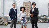 Rotterdam chào đón nhân sự khắp nơi trên thế giới