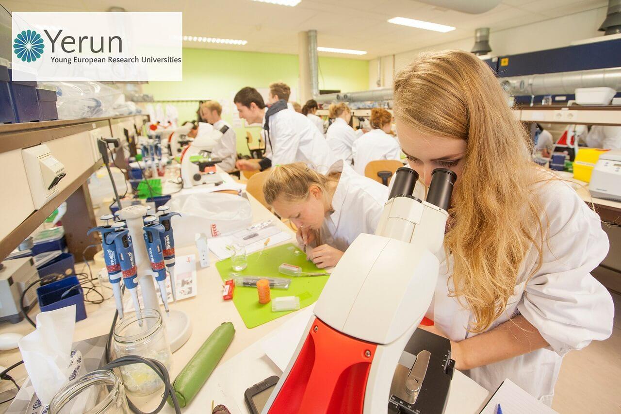 Đại học Maastricht nổi tiếng về các hoạt động nghiên cứu khoa học