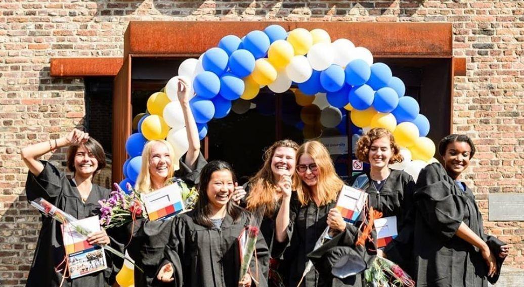 Sinh viên tốt nghiệp Đại học Maastricht tự tin về khả năng cạnh tranh trên thị trường lao động