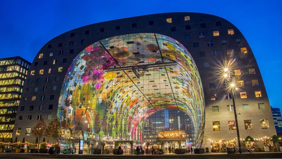 """Du học Hà Lan tại Rotterdam: Khởi động sự nghiệp ở """"cổng vào thế giới"""""""