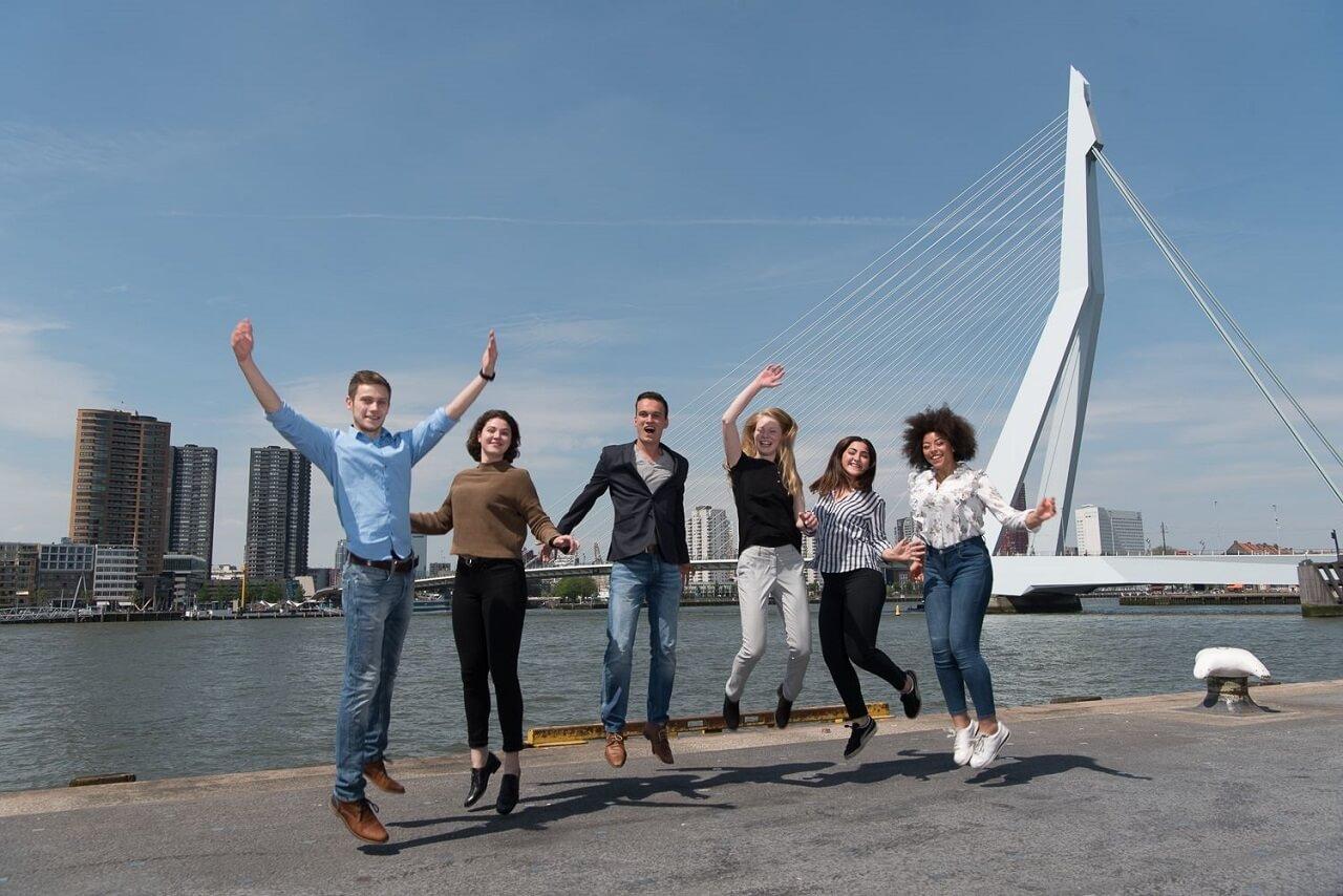 Sinh viên Rotterdam