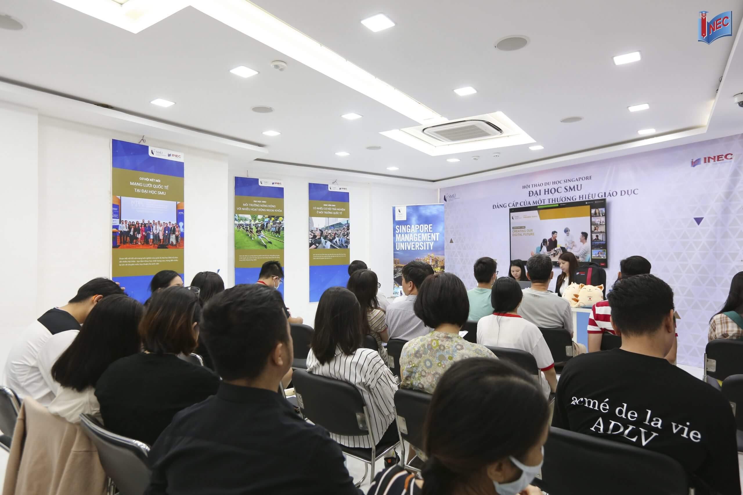 Hội thảo SMU 2020