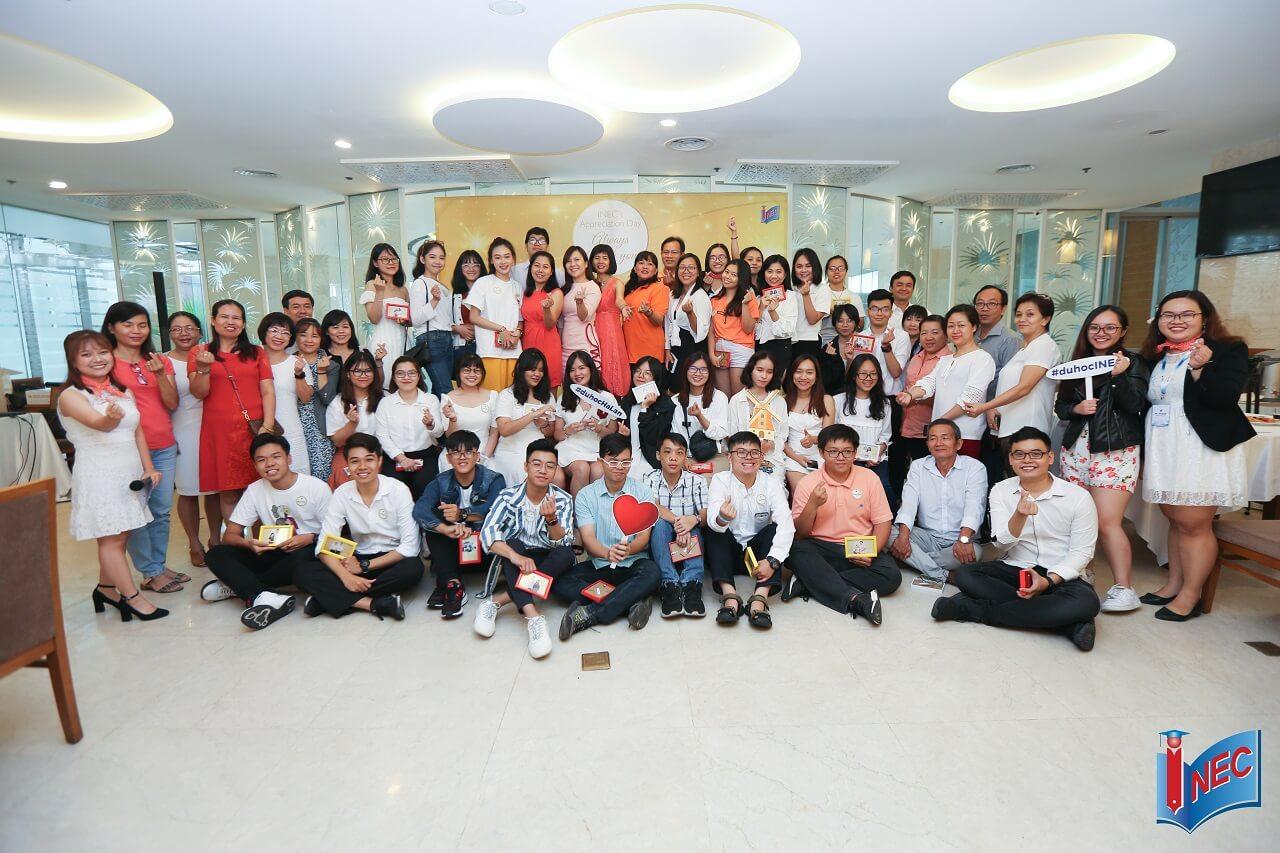 INEC làm cầu nối cho nhiều thế hệ học sinh sinh viên Việt Nam du học Hà Lan và phối hợp với Đại học KHUD HAN mang đến chương trình học bổng 100% học phí hấp dẫn.