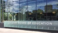 Hệ thống trung học Calgary Board of Education
