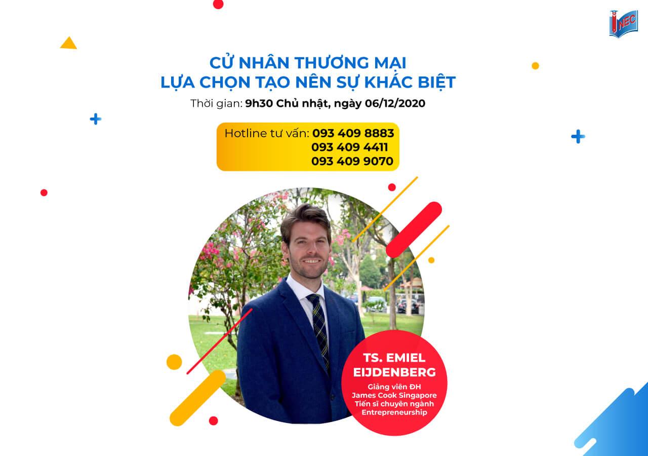Học thương mại tại Singapore