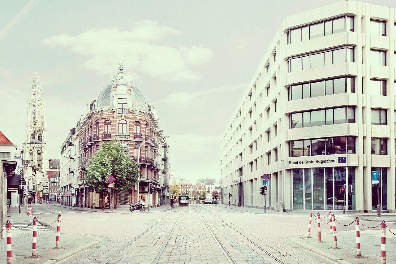 Đại học KdG ở thành phố Antwerp cung cấp nhiều chương trình đào tạo cử nhân bằng tiếng Anh