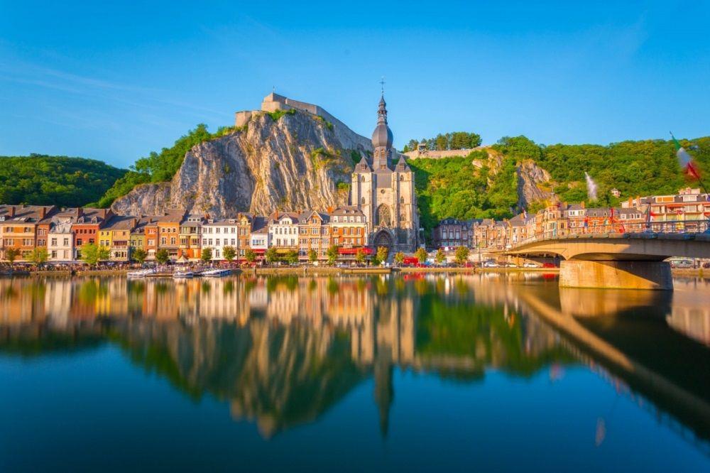 Bỉ có rất nhiều khung cảnh đẹp như tranh vẽ
