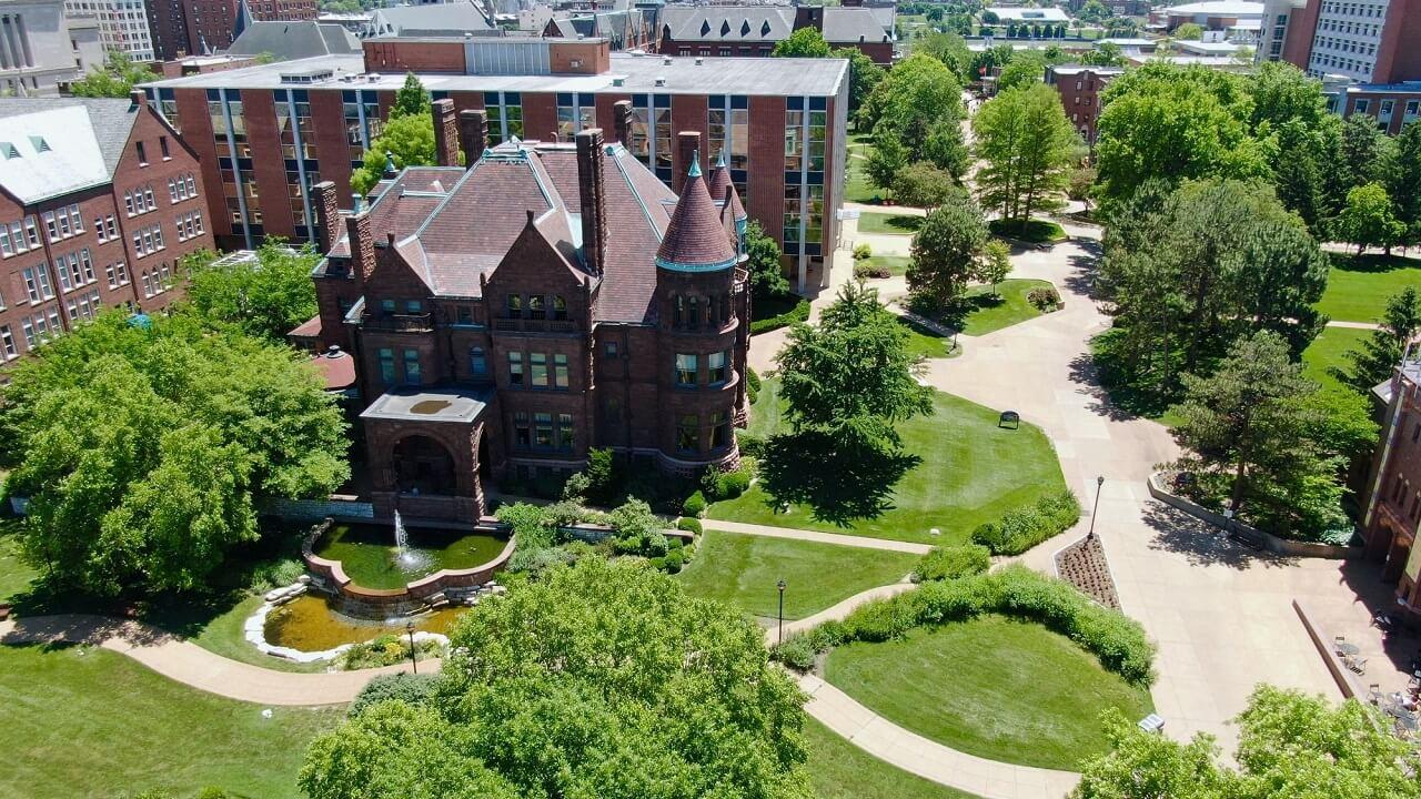 Khuôn viên Đại học Saint Louis