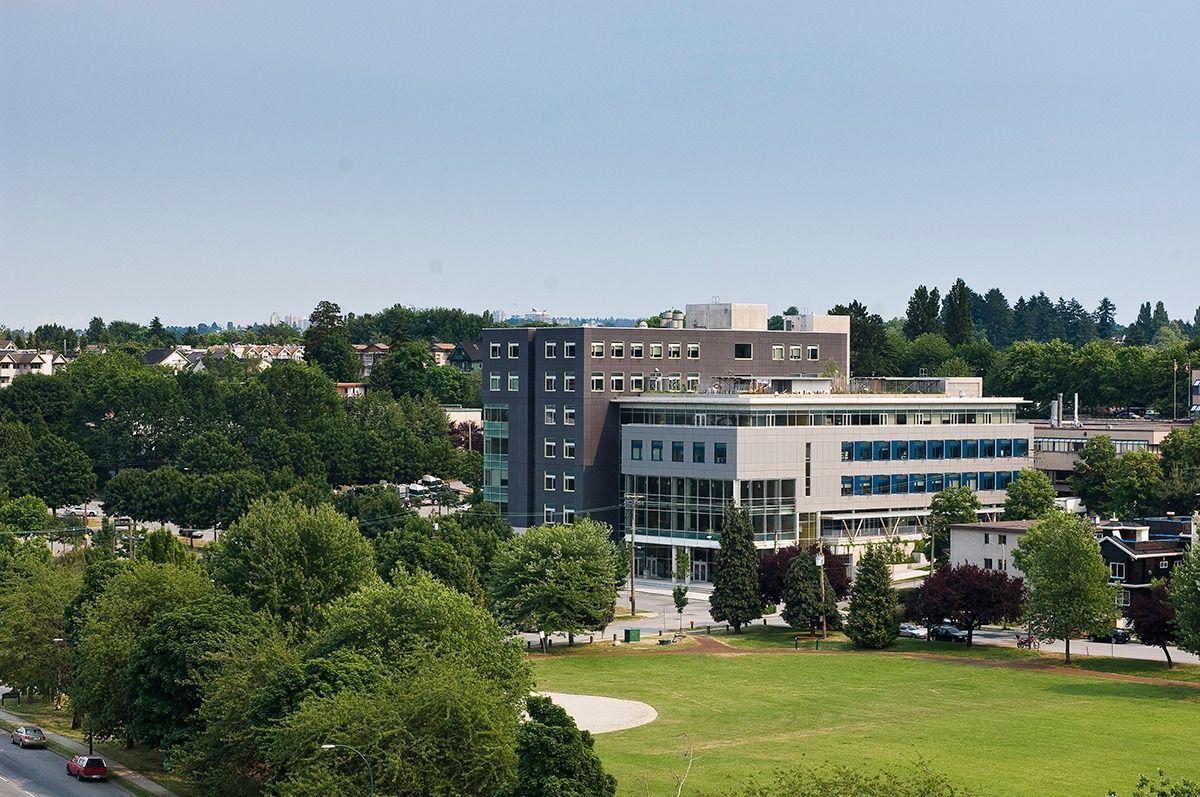 Khuôn viên Cao đẳng cộng đồng Vancouver