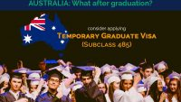 Visa Úc 485