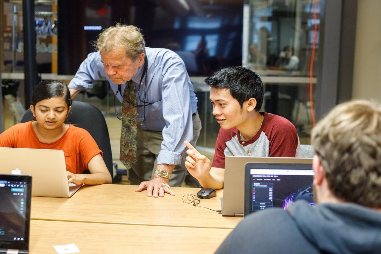 Mức độ tương tác cao giữa sinh viên với giảng viên tại Cao đẳng Red River